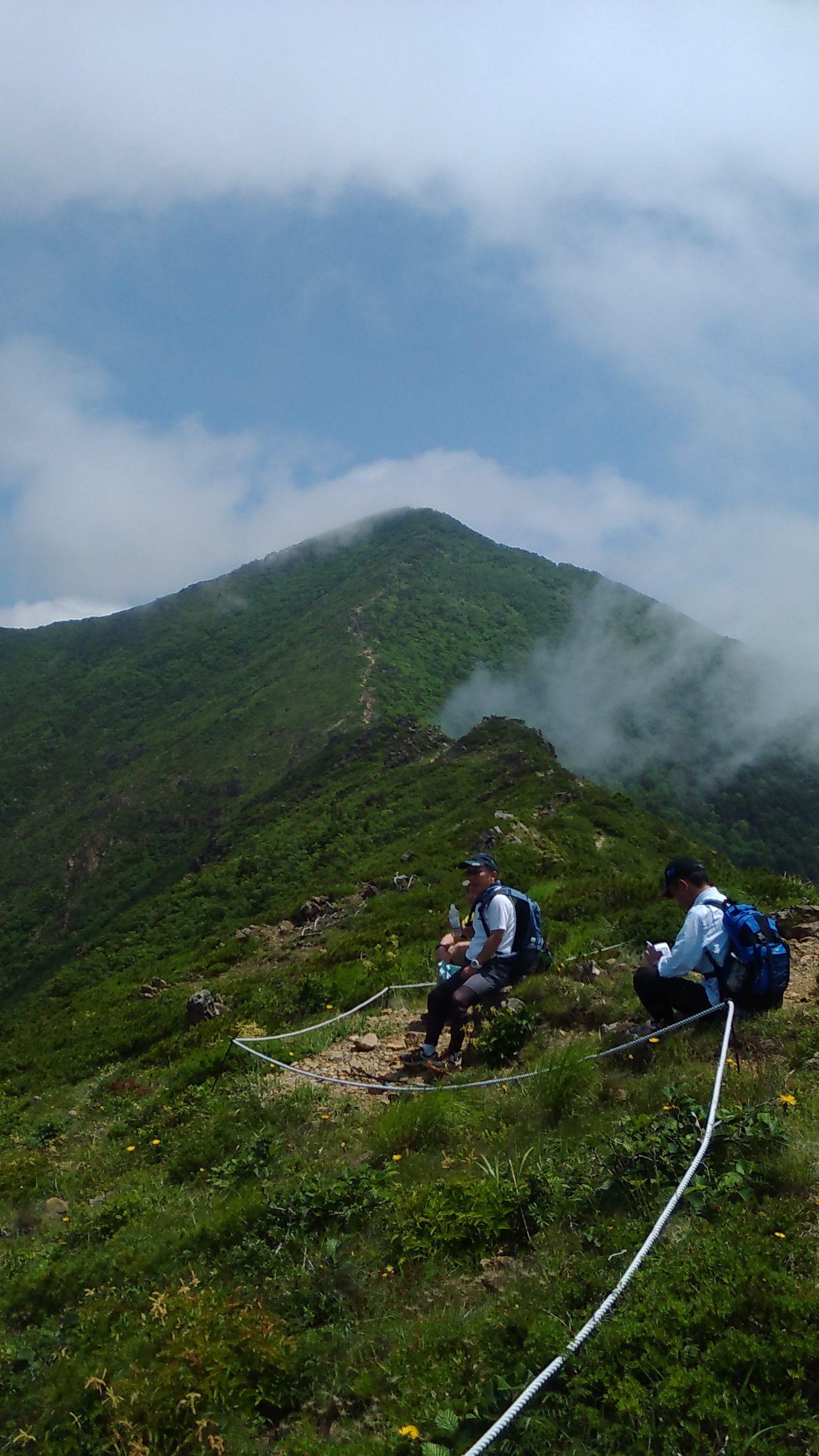 2017 7/1 アポイ岳